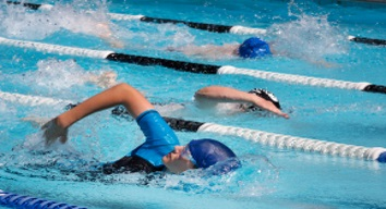 Swimming Timetable Term 4